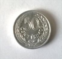 URUGUAY - 50 Centesimos 1965 - Alu - - Uruguay