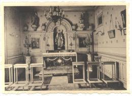 Ollignies - Woelingen (Lessines - Lessen). Pensionnat Des Dames Bernardines D´Esquermes. L'oratoire. - Lessines
