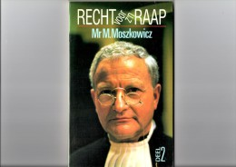 Recht Voor Z.n Raap Deel 2 Door Mr. M.Moszkowicz Uitgeverij Teleboek A'dam - Literatuur
