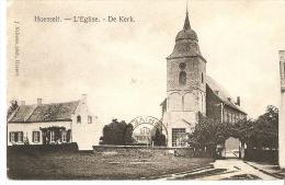 Hoeselt : De Kerk 1908 - Hoeselt
