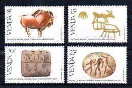 Venda - 1982 - History Of Writing (1st Series) - MNH - Venda
