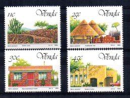 Venda - 1984 - 5th Anniversary Of Independence - MNH - Venda