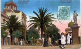 GRAN CANARIA ... LAS PALMAS ... PLAZA DE CANAEJAS - Espagne