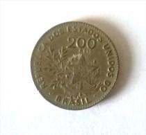 Brésil - 200 Reis 1901 - - Brazil