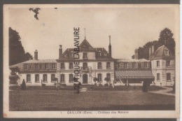 27----GAILLON--Chateau Des Rotoirs---cpsm Pf----Visuel Moins Courant - Other Municipalities