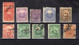 Pérou (1866)  - Lot De Timbres - Peru