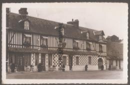 27-----BRIONNE--Auberge Du Vieux Donjon--cpsm Pf - Francia