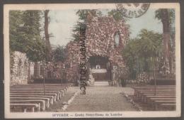 27----SPYCKER---Grotte Notre Dame De Lourdes---cpsm Pf- - Francia