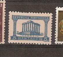 Portugal (C23) - Usati