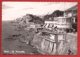 TX-14 Nervi, La Marinella, Viaggiata. - Other Cities