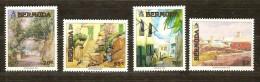 Bermuda 1991 Yvertn° 600-03 ***  MNH Cote 12,50 Euro Art Peintures - Bermudes