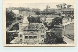 MADAGASCAR - Tananarive, Maison D'habitation Du Secrétaire Général. - Madagascar