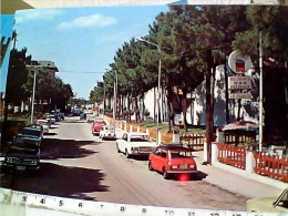 LIDO DI SPINA  VIA TINTORETTO AUTO CAR MINI MINOR  VB1973  EP11696 - Ferrara