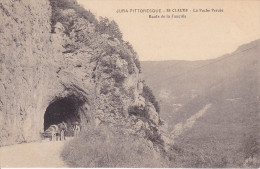 39 - La Roche Percée -route De La Faucille - - France