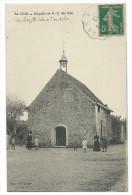 LA SUZE (Sarthe) La Chapelle Notre-Dame Des Bois Construite Au Milieu Du 11ème Siècle - Animée - La Suze Sur Sarthe