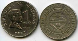 Philippines 1 Piso 1995 KM 269 - Philippines
