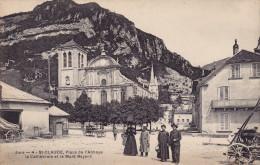 39 - St Claude -  Place De L 'abbaye - Saint Claude