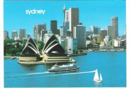 Australia - Australien - Sydney - Nice Fish Stamps - Sydney