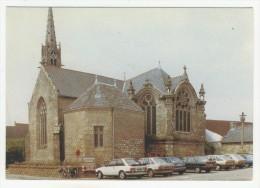 29 - Plomodiern        L'Eglise - Plomodiern