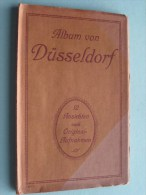 Album Von DÜSSELDORF 12 Ansichten ( STENGEL ) Carnet 12 Cartes / Compleet ( PK / CP - Zie Foto´s Voor Details ) !! - Duesseldorf