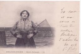 Matelote Boulonnaise ( Précurseur1902 )  - **Belle Cpa Plate & Rigide** Ed LL N°50  (D'autres Belles Cartes Bientôt) - Boulogne Sur Mer