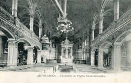 ARTHABASKA = L' Intérieur De L'Eglise - Other