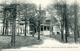 ARTHABASKA = Sous-les-pins Résidence Du Poète M Adolphe Poisson - Other