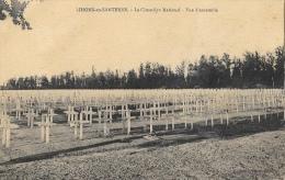 Lihons-en-Santerre - Le Cimetière National - Vue D´ensemble - Edition Luzurier - Cimetières Militaires