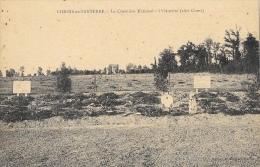 Lihons-en-Santerre - Le Cimetière National - L'Ossuaire (côté Ouest) - Edition Luzurier - Carte Non Circulée - Oorlogsbegraafplaatsen