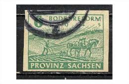 Saxe Y&T 20 ° - Zone Soviétique