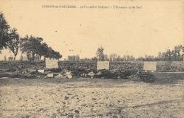 Lihons-en-Santerre - Le Cimetière National - L´Ossuaire (côté Est) - Edition Luzurier - Carte Non Circulée - Oorlogsbegraafplaatsen