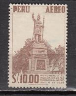 PEROU *  YT N° AVION 111 - Peru