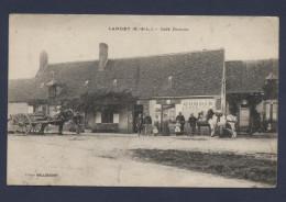 Langey Café Dubois - France