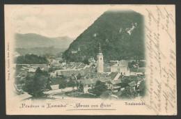 Slovenia-----Kamnik-----old Postcard - Slowenien