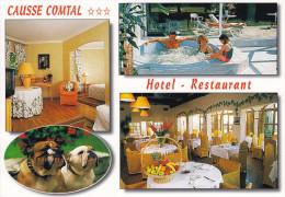 GAGES - Hôtel BEST WESTERN  - CAUSSE COMTAL  (F7d-964) Neuve - France