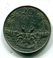 VANUATU - 20 VATU 1995 -  Etat TTB  - ET014 - Vanuatu