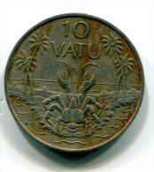 VANUATU - 10 VATU 1995 -  Etat TB  - ET015 - Vanuatu