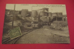 Cp  Le Chatellier St Clair Mines De Fer De Halouze Les Fours Depart D'un Train De Minerai - France