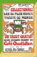 BUVARD & BLOTTER & Café QUOTIDIEN  Les Tacots Du Monde - Café & Thé