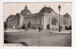 CPA/AZ738/PARIS LE PETIT PALAIS 1904 - Arrondissement: 08