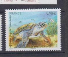 France YV ? N 2014 Tortue - Schildkröten