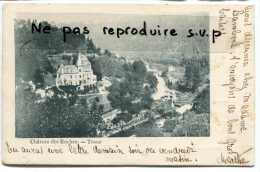 - Liége - Trooz - Château  Des Roches, Précurseur, écrite En 1901, BE, Scans..