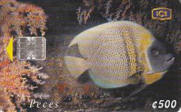 COSTA RICA - Fish, 03/00, used
