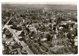 Dun-sur-Auron, Vue Générale Aérienne, 1963, Cliché Rancurel, éd. C.I.M. N° 12536 - Dun-sur-Auron
