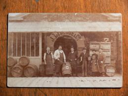 J. LEBEGUE Et Cie - Marchand De Vin En Gros - (St Emilion Bercy) - Mercaderes