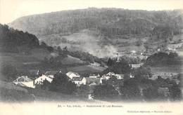 Le Val D'Ajol      88       Hamanxard Et Les Mousses        ( Voir Scan ) - France