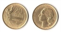 ** 20 FRANCS G.GUIRAUD 1951 B En SUP **14** - L. 20 Francs