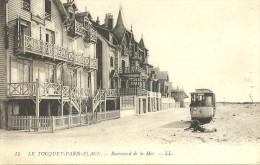 Le Touquet Paris Plage Boulevard De La Mer - Le Touquet