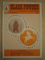 Revue BLACK POWDER  - N°34  - 1987. - Magazines & Papers