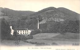 Le Val D'Ajol    88     Usine Des Mousses - France